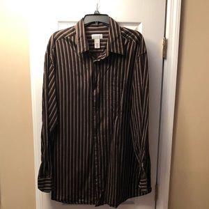 Excellent condition! Men's long sleeve shirt, 2XLT